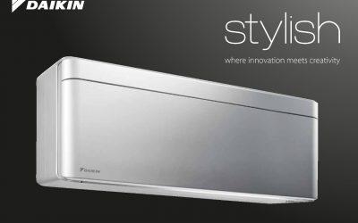 Stylish : le climatiseur à économie d'énergie haute performance