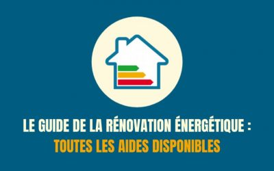 Aides pour la rénovation énergétique disponibles en 2021