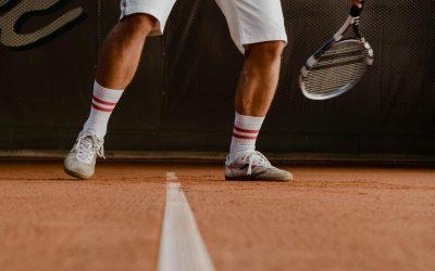 Installation de brumisateurs sur les terrains de tennis
